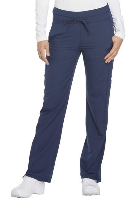 Spodnie medyczne damskie Dynamix granatowe