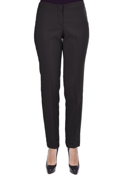 Spodnie kosmetyczne typu Slim czarne
