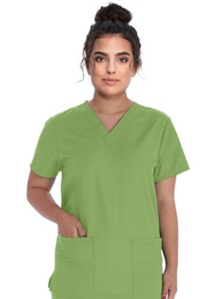Komplet bluza/spodnie medyczny unisex zielony