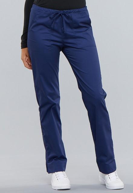 Spodnie medyczne damskie Core Stretch granatowe