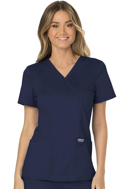 Bluza medyczna damska Revolution granatowa