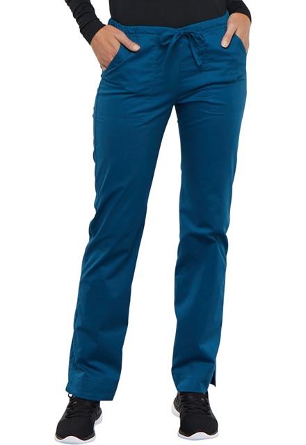 Spodnie medyczne damskie Core Stretch karaibskie