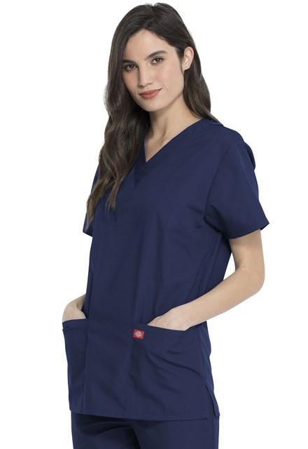 Zestaw bluza/spodnie medyczny unisex granatowy