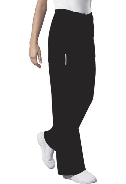Spodnie medyczne unisex czarne