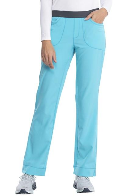 Spodnie medyczne antybakteryjne turkusowe