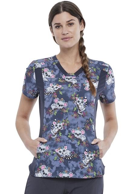 Bluza medyczna damska Let's Hang
