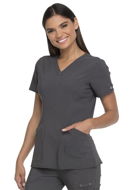 Bluza medyczna damska Advance grafitowa