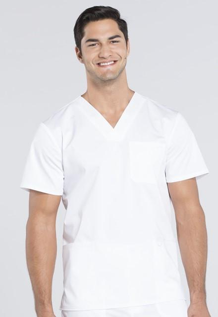 Bluza medyczna męska Revolution biała