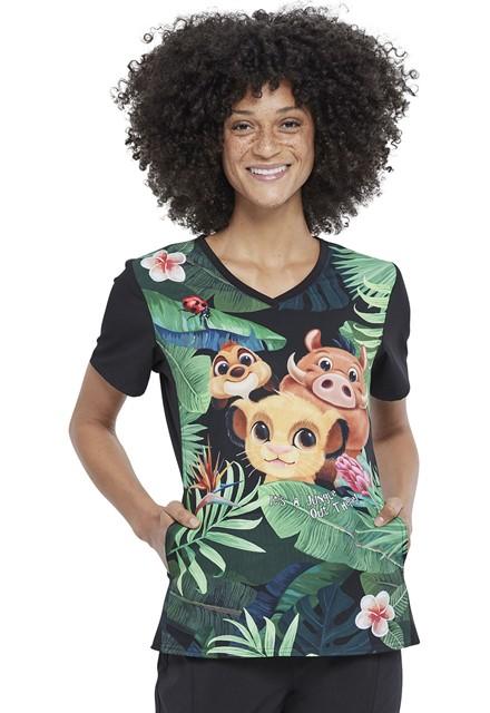 Bluza medyczna damska Wild Things