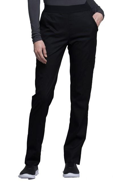 Spodnie medyczne damskie Luxe czarne