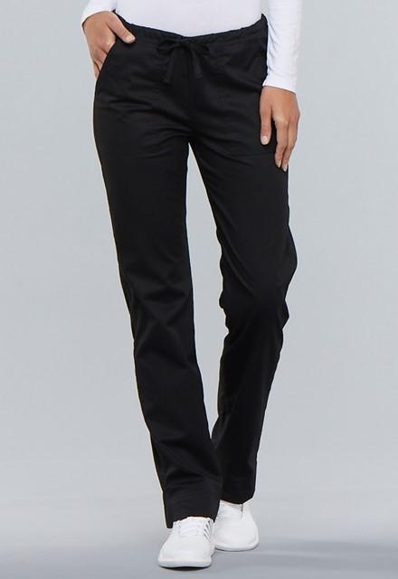 Spodnie medyczne damskie Core Stretch czarne