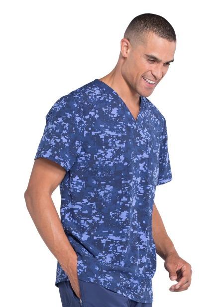 bluza medyczna męska wzory