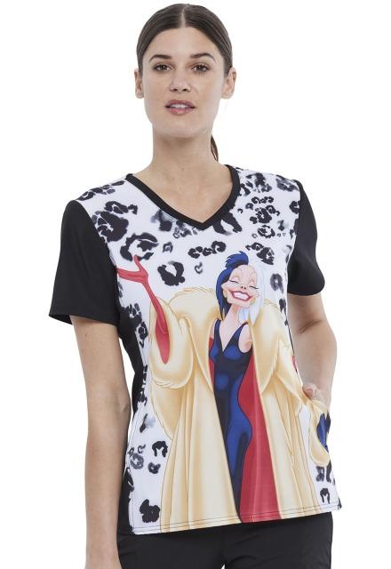 Bluza medyczna damska Cruella