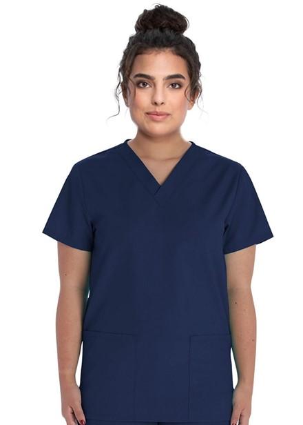 Komplet bluza/spodnie medyczny unisex granatowy