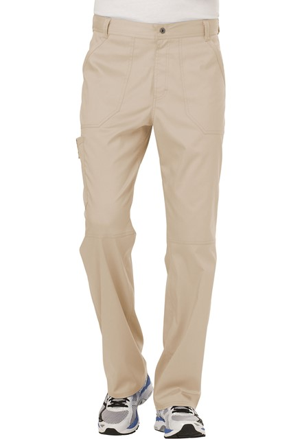 Spodnie medyczne męskie Revolution khaki