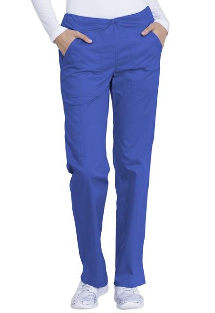 Spodnie medyczne damskie Genuine szafirowe