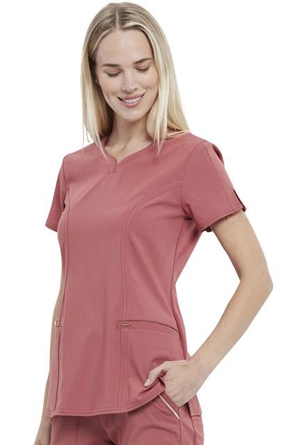 Bluza medyczna damska Statement cedrowa