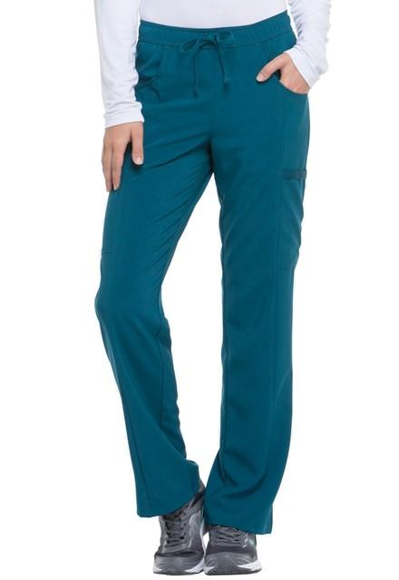 Spodnie medyczne damskie Essentials karaibskie