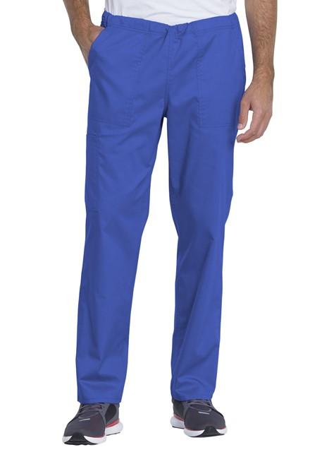 Spodnie medyczne męskie Genuine szafirowe