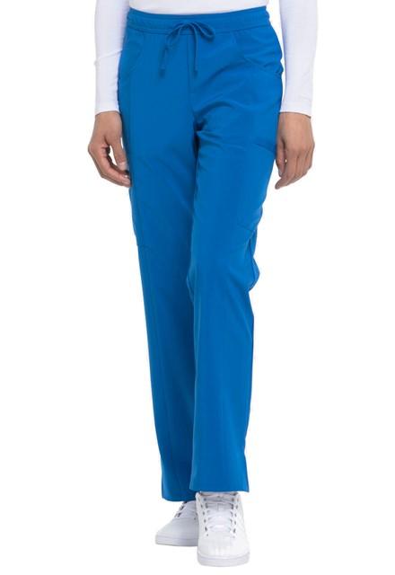 Spodnie medyczne damskie Essentials szafirowe