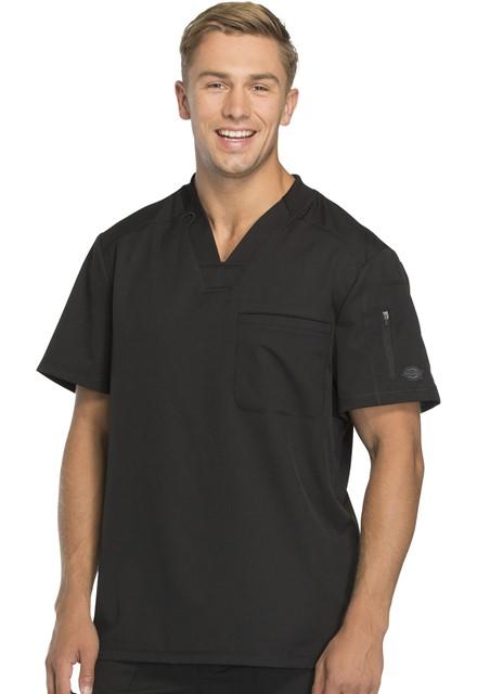 Bluza medyczna męska Dynamix czarna