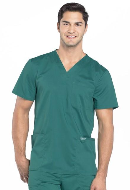 Bluza medyczna męska Revolution zielona