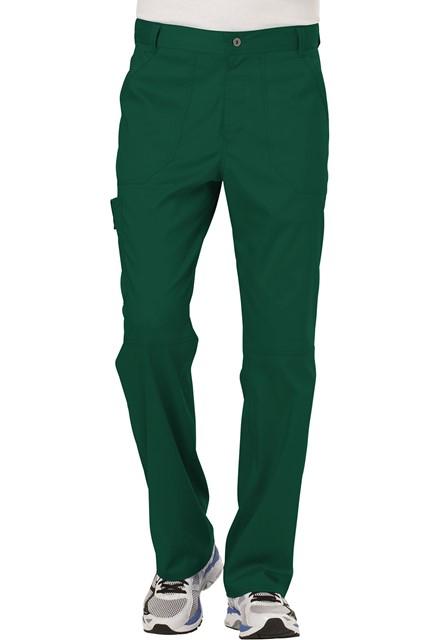 Spodnie medyczne męskie Revolution zielone