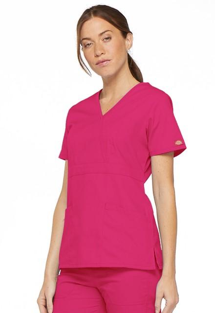 Bluza medyczna damska EDS różowa