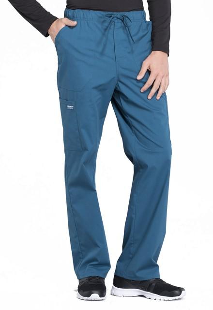 Spodnie medyczne męskie Professionals karaibske