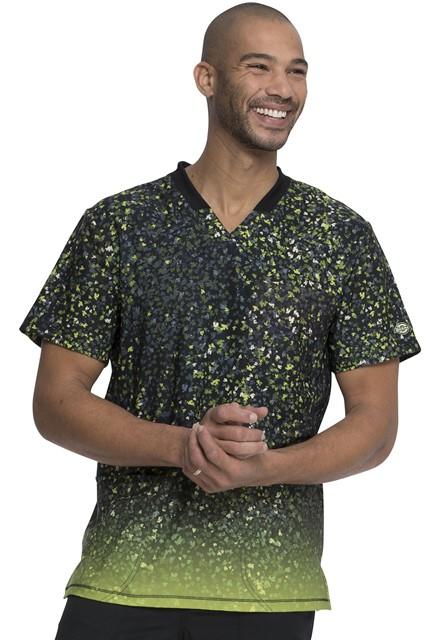 Bluza medyczna męska Glow For It