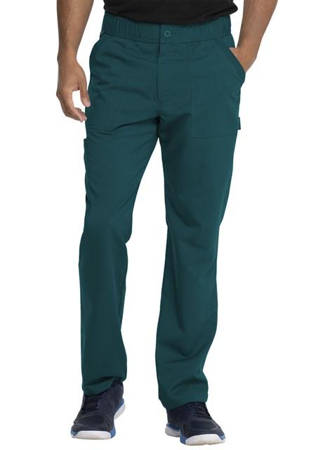 Spodnie medyczne męskie Dickies Balance karaibskie