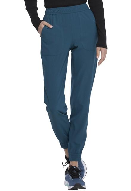 Spodnie medyczne damskie Retro karaibskie