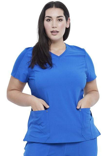 Bluza medyczna damska Iflex szafirowa