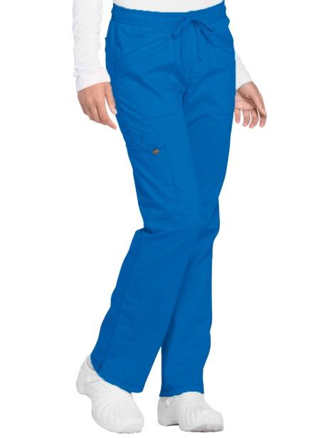 Spodnie medyczne damskie Dickies szafirowe