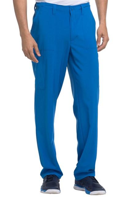 Spodnie medyczne męskie Essentials szafirowe