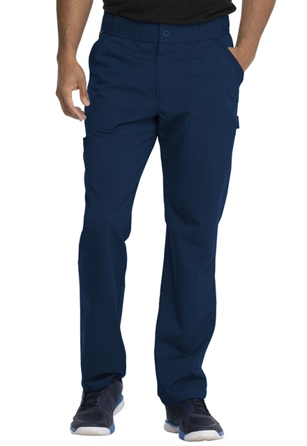 Spodnie medyczne męskie Dickies Balance granatowe
