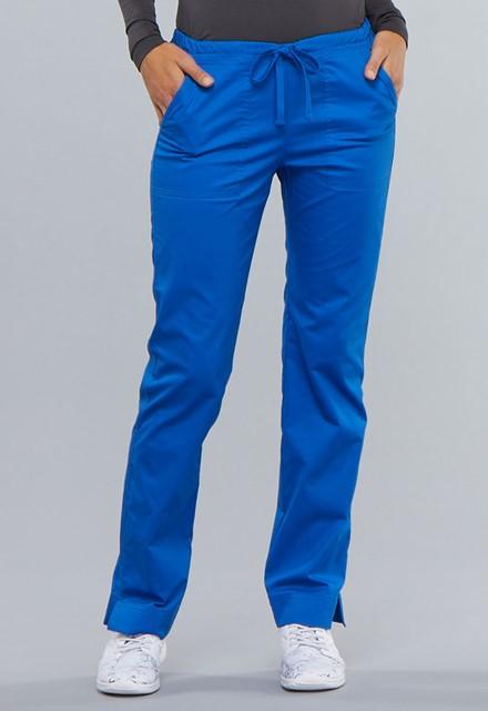 Spodnie medyczne damskie Core Stretch szafirowe