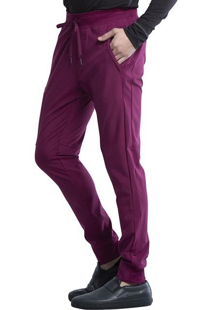 Spodnie medyczne męskie typu jogger