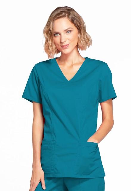 Bluza medyczna damska Core Stretch karaibska