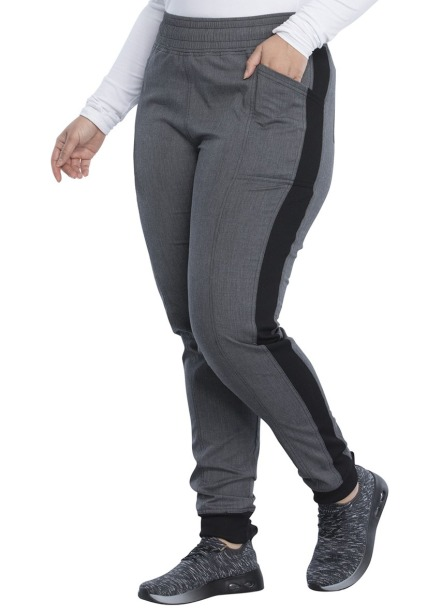 Spodnie medyczne Damskie Balance szare