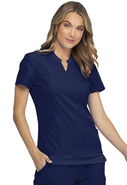 Bluza medyczna damska HeartSoul granatowa
