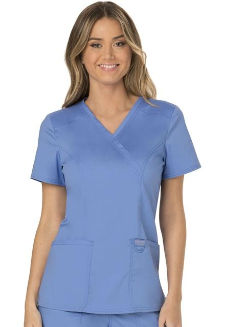 Bluza medyczna damska Revolution błękitna