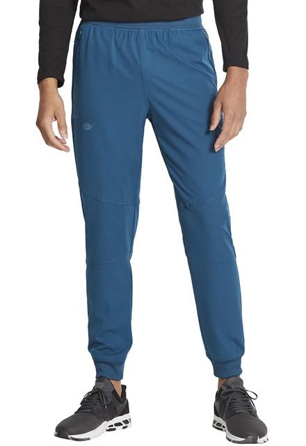 Spodnie medyczne męskie Dynamix karaibskie jogger