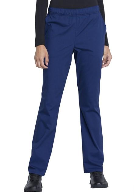 Spodnie medyczne damskie Professionals granatowe