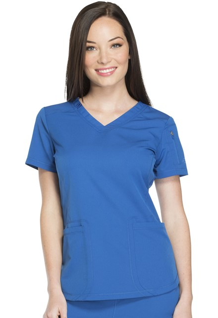 Bluza medyczna damska Dynamix szafirowa