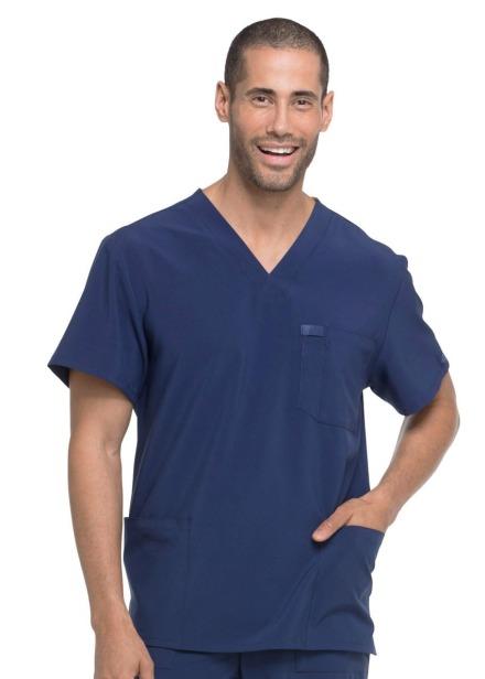 Bluza medyczna męska Essentials granatowa