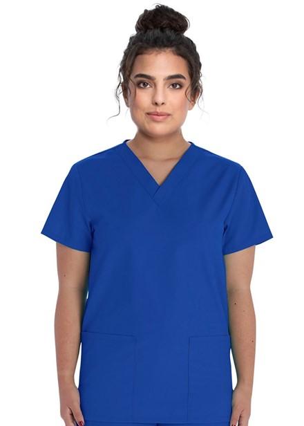 Komplet bluza/spodnie medyczny unisex szafirowy