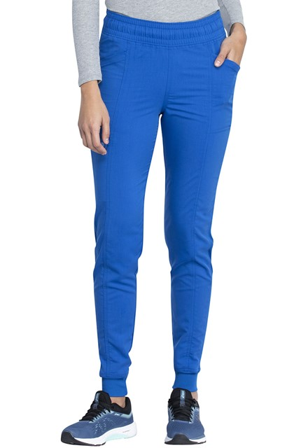 Spodnie medyczne Damskie Balance szafirowe