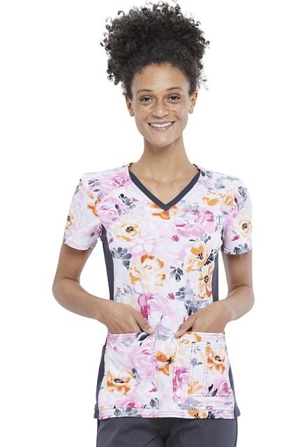 Bluza medyczna damska Garden Glamour