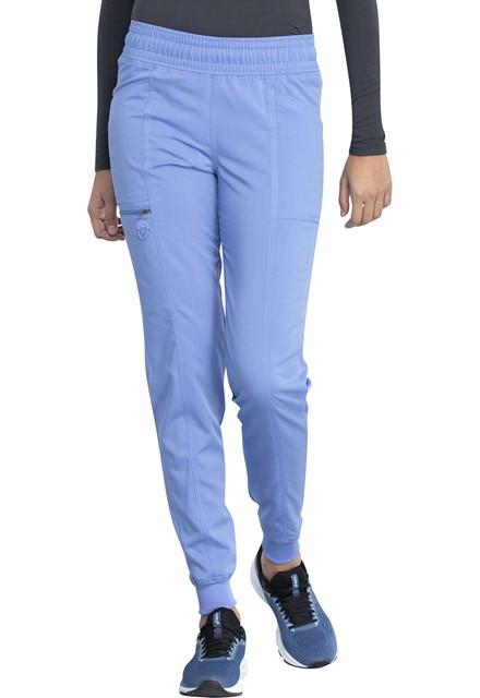 Spodnie medyczne Damskie Balance błękitne